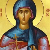 Sfintei Parascheva