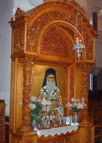 Iconostasul-Sfântului-Nectarie-Eghina-Grecia