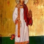 Acatistul Sfântului Întâi Mucenic şi Arhidiacon Ştefan.