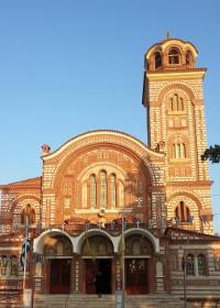 Prezența Cuvioasei Parascheva în Grecia