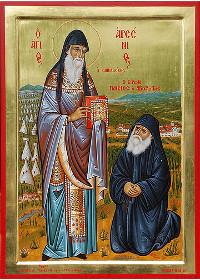 Viaţa Sf. Arsenie Capadocianul - 9 noiembrie - D