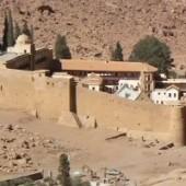 """Μănăstirea """"Sfânta Ecaterina"""" - Sinai. Video"""