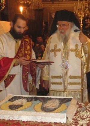 """Mitropolitul de Kerkira: """"Sfinții Paisie şi Arsenie au avut dragoste pentru Hristos"""""""