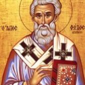 Prăznuirea Sf. Fotie, protectorul Sf. Sinod al Bisericii Greciei