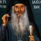 Starețul Iakovos Țalikis îl vede pe Sfântul Ioan Rusul