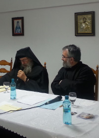 Simpozion internațional dedicat Cuviosului Paisie Aghioritul - 4. Referatul P.Cuv. Arhim. Theoklitos Bolkas (VIDEO)