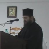 Simpozion internațional dedicat Cuviosului Paisie Aghioritul - 6. Referatul P.C. Pr. drd. Petru Sidoreac (VIDEO)