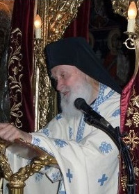 Un chip de ierarh sfânt: Mitropolitul Antonie de Sisani și Siatista, Grecia († 2005) - 2