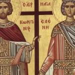 Popas duhovnicesc la Sf. Împărați Constantin și Elena