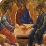Chipuri ale Sfintei Treimi