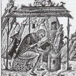 Filozoful Evagrie, sau mortul care scrie în sicriu