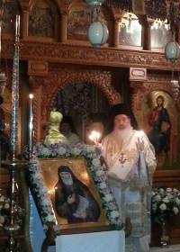 Proclamarea canonizării Sfântului Paisie Aghioritul. Mănăstirea Suroti, 11-12 iulie 2015