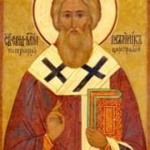 """Sf. Calinic, patriarhul Constantinopolului, sau sfântul zidit de tiranul """"Nas-tăiat"""""""
