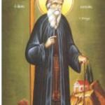 Martirologhionul Sf. Cosma Etolianul