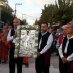 Hramul Sfintei Parascheva în Grecia