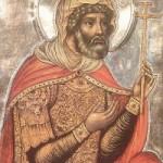 Sf. Longhin Sutașul - răbdătorul de chinuri