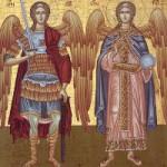 Sfinţii Arhangheli Mihail şi Gavriil (partea I)