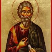 SFÂNTUL APOSTOL ANDREI, CEL CARE L-A ADUS PE PETRU LA HRISTOS
