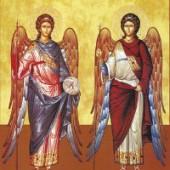Sfinţii Arhangheli Mihail şi Gavriil (partea II)