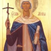 Rugăciune către Sfânta Nina, cea întocmai cu Apostolii și luminătoarea Georgiei