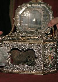 Capul Sfântului Ioan Gură de Aur