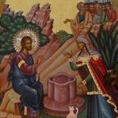 Cuvânt la Duminica a 5-a după Paști: SCARA RAIULUI DE LA SIHAR - DE LA VĂDIREA PĂCATELOR LA CUNOAȘTEREA LUI MESIA