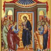 Poem la Duminica a 2-a după Paști: TOMA VERSUS IUDA