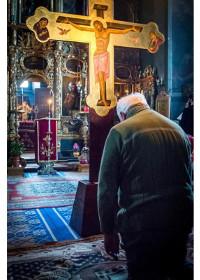 Părintele Porfirie despre Cruce şi smerenie