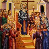 Cuvânt la Praznicul Înălțării Sfintei Cruci: GOLGOTA ESTE OGLINDA BISERICII