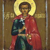 Rugăciune către Sfântul Mucenic Bonifatie, pentru cei căzuți în patima beției și în alte patimi trupești