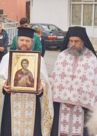 Moaștele Sfântului Ioan de la Suceava în Grecia